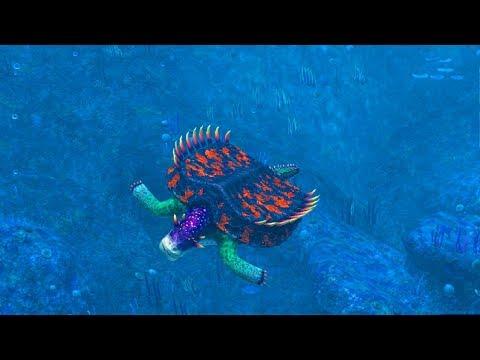 Jurassic World Game Mobile #60: Rùa tiền sử siêu khủng HENODUS