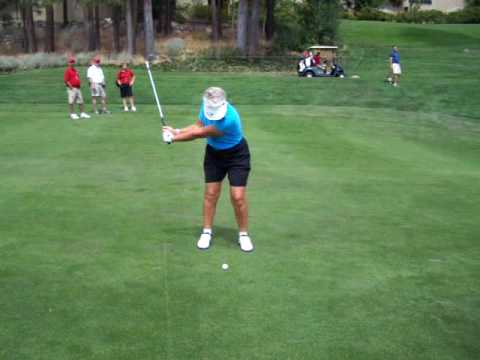 Patty Sheehan Fairway shot 2009