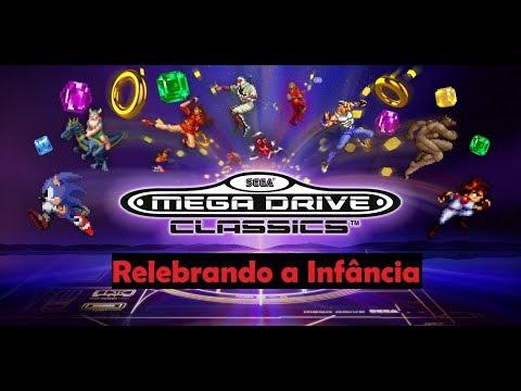 Sega Genesis Classics - Streets of Rage 2 (Relembrando a Infância) thumbnail