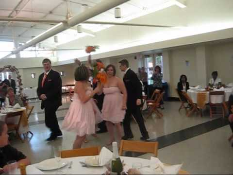 Jason and Samantha Anderson's Wedding