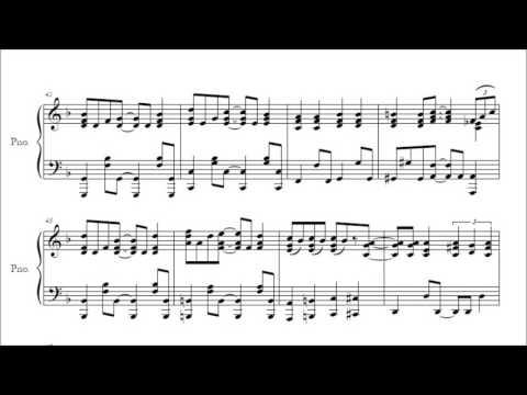 Super Mario 3D World - Super Bell Hill (Piano)