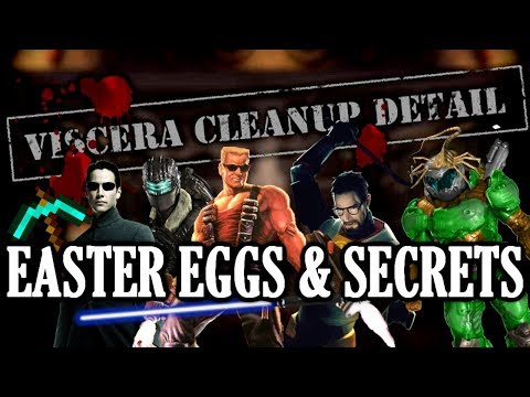 Viscera Cleanup Detail Easter Eggs And Secrets HD