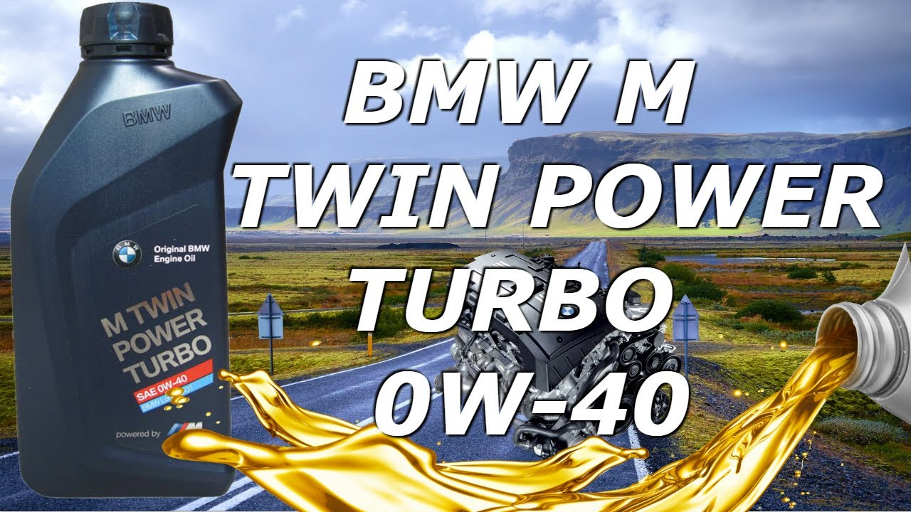 💪😍 [ORIGINAL] - Aceite Sintético BMW M Twin Power Turbo 0w40