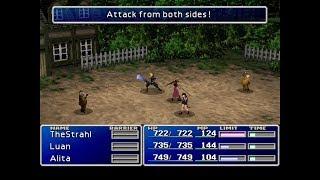 Final Fantasy VII - Pincer Mod, Part 17: Palmer