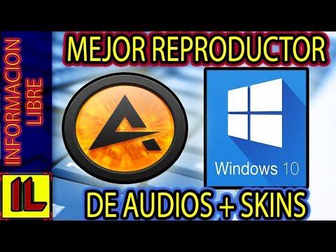 🏆 El【Mejor Reproductor de Musica 🎵】para PC【Aimp Ultima Version】[ 2018 ]
