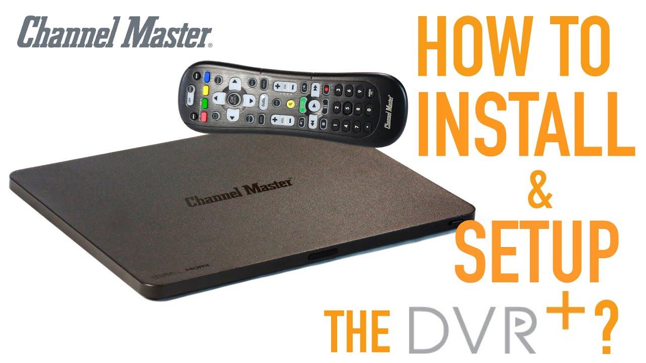 The unOfficial AVS Channel Master DVR+ DVR Topic! - AVS
