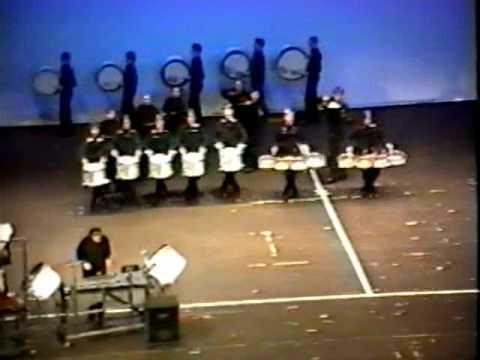 1993 Maumee High School Indoor Drumline Dayton/Chicago