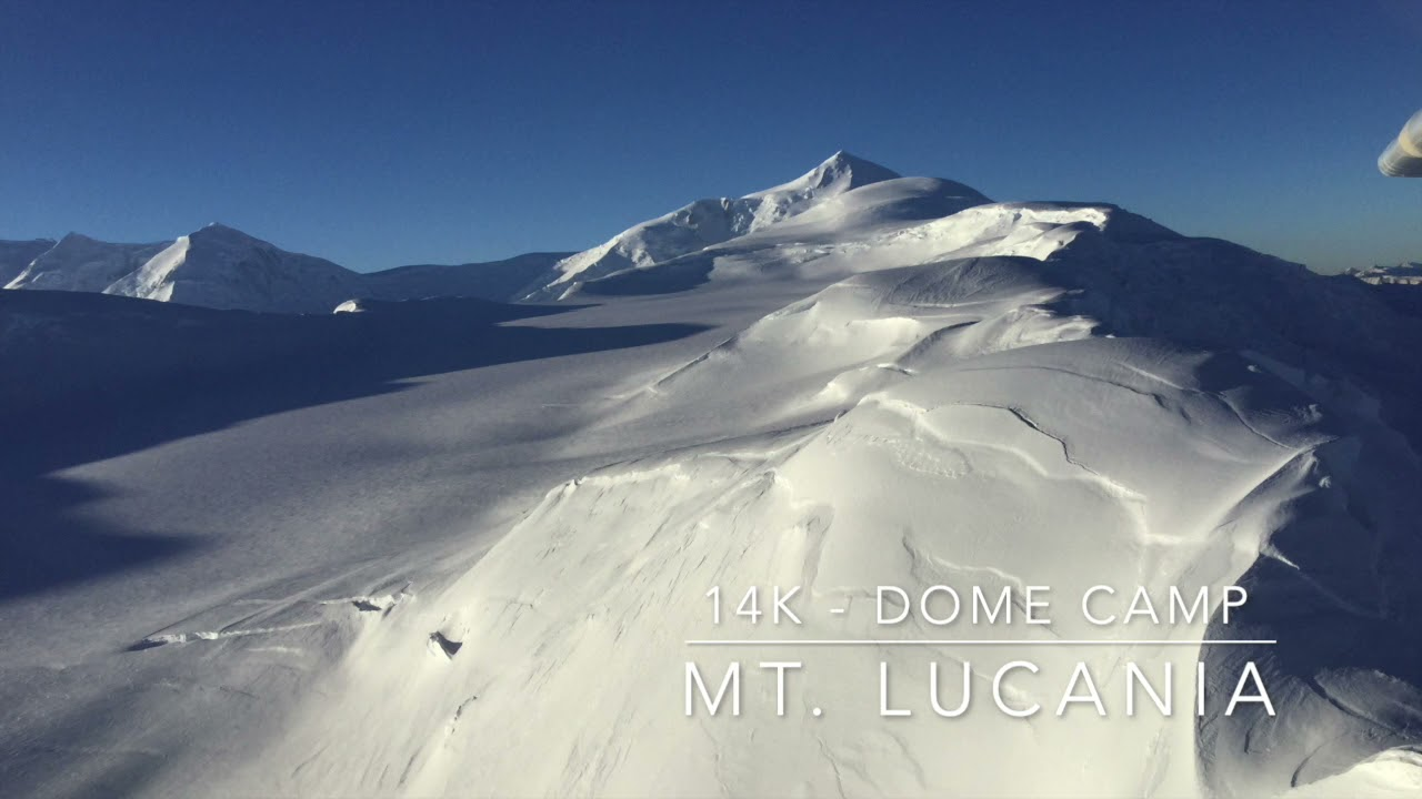 Lucania 2021: Dome Camp 14K