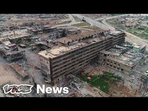Take a Drone Tour of Mosul After ISIS