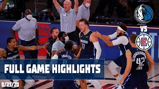 Luka Doncic (43 points, 17 rebounds, 13 assists) Highlights vs. LA Clippers