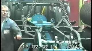 Metrocab series II assembly / Сборка автомобилей Метрокэб