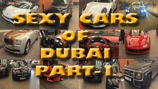 Dubai Supercars | Racing | Rich and Famous | Dubai | Cars Part-1