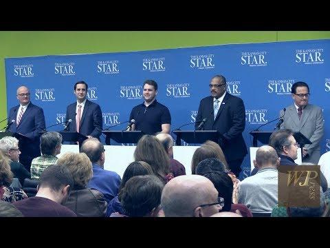 Kansas Democratic Gubernatorial Candidate Forum - December 7, 2017
