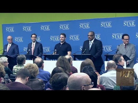 Kansas Democratic Gubernatorial Candidate Forum - December 7, 2017