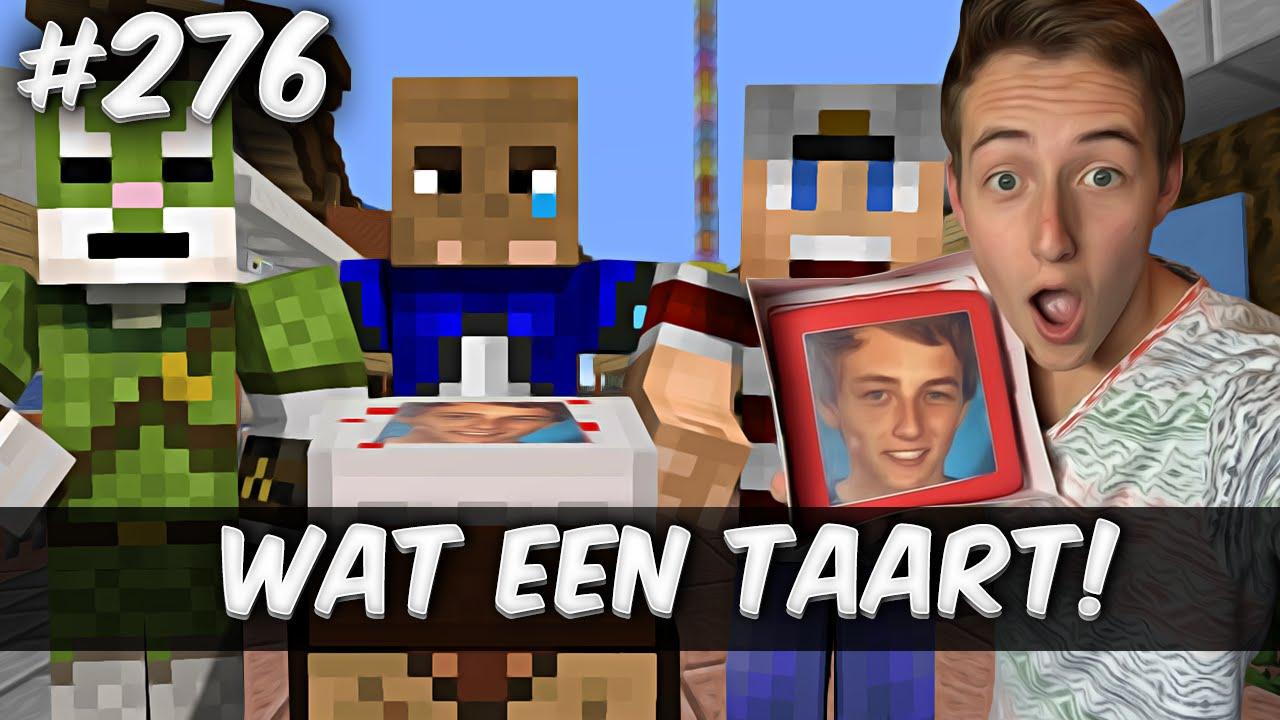 wat is een taart Minecraft Survival #276   WAT EEN TAART!   YouTube wat is een taart