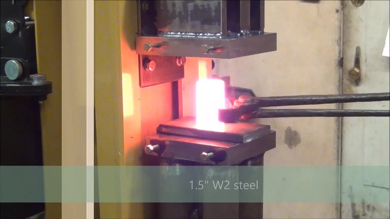 hydraulic forging press made