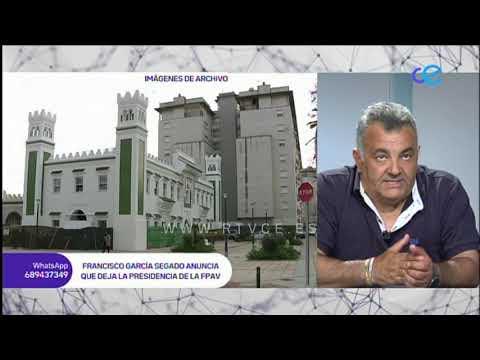 García Segado apoya a Ayora para la presidencia de la Federación de vecinos