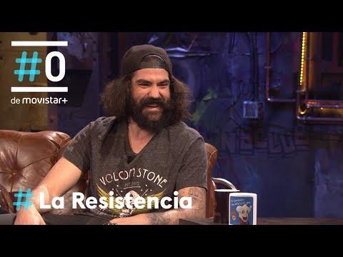 LA RESISTENCIA - Entrevista a Regino Hernández, medallista olímpico | #LaResistencia 20.02.2018
