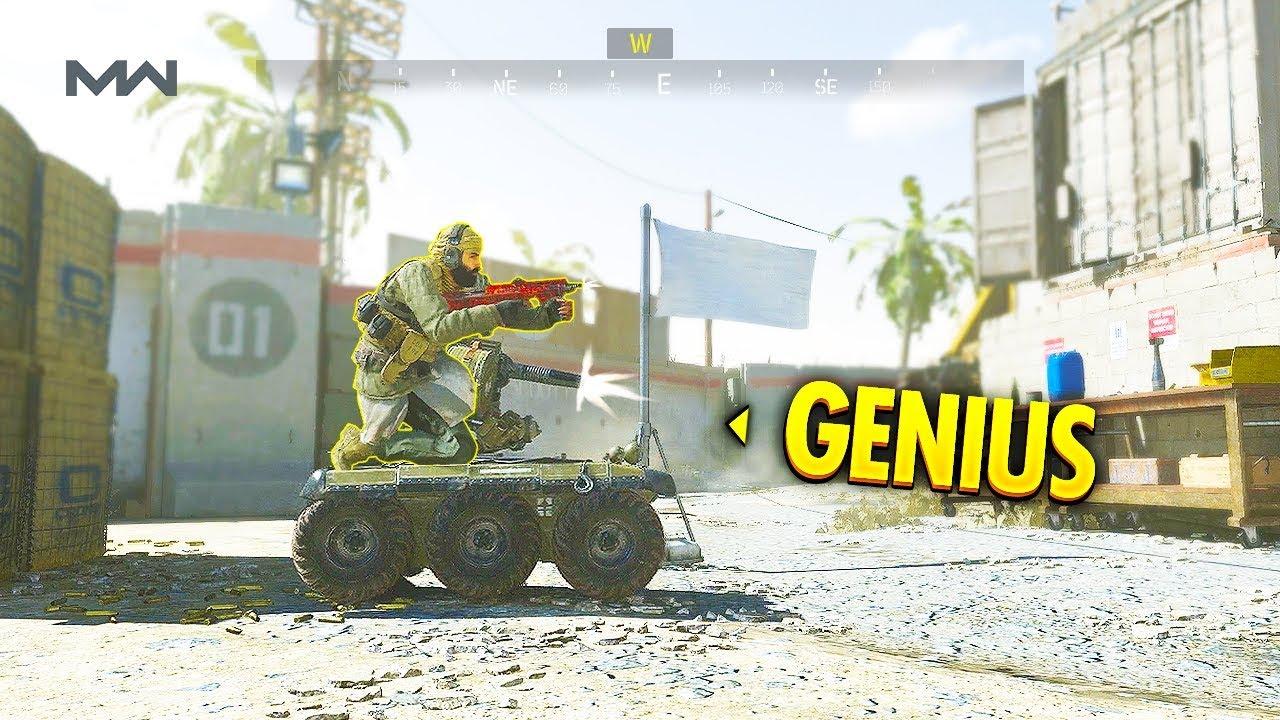 Call of Duty Modern Warfare WTF & Funny Moments #22 thumbnail