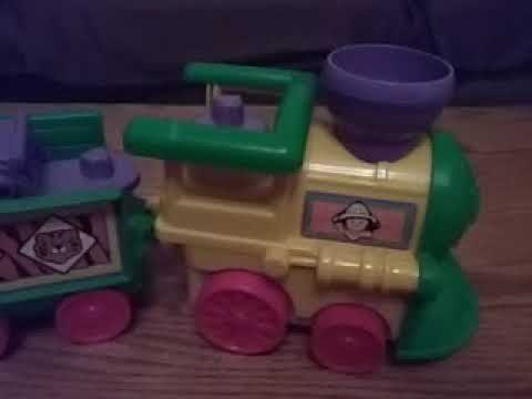 Little People Toy Train