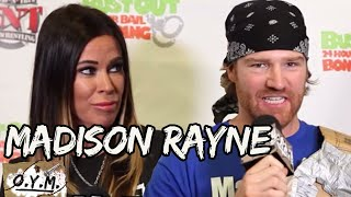 MADISON RAYNE Shocking Shoot Interview