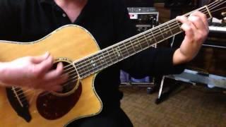 alternate tuning dgcfgf - key f major