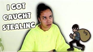 I Got Caught Shoplifting (Story Time) | Crissy Danielle