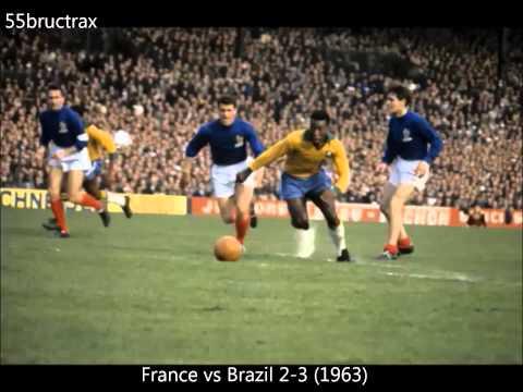 Pelé *Best Dribbling Skills, Passing & Goals* Part 1