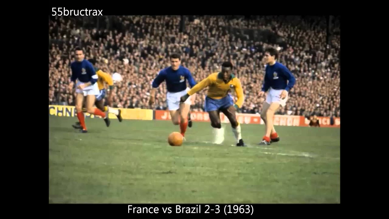 Pele Interview - Brazil Legend on Messi, the State of Soccer