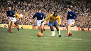 Pelé unstoppable Dribbling and Passing skills - Part 1