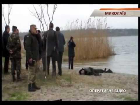 В Николаеве в реке выловили труп военного
