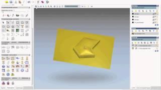 Арткам создание трехмерной модели