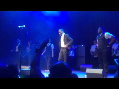 Fill Me Up - Tye Tribbett feat Tasha Page Lockhart - House of Blues Tour