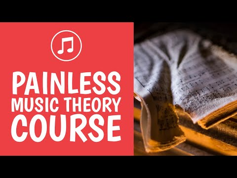 1. Learn 4 Essential Musical Terms - Introduction to Music Theory (Easy Music Theory)
