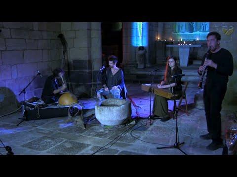 Wapapura Live: Sacred Riverside Gathering @ Monasterio de Santa Cristina, Galicia
