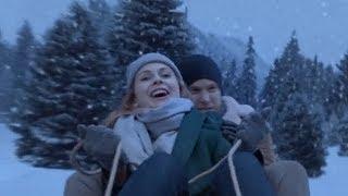 A Christmas Prince: The Royal Wedding 2018 - Sledding on snow