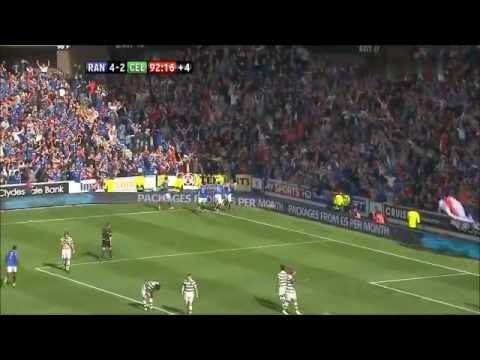 Steven Naismith double vs Celtic HD