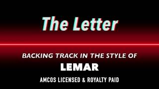 The Letter Lemar Backing Track MIDI File