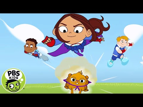 Hero Elementary   Are You Faster than a Speedy Hamster?   PBS KIDS