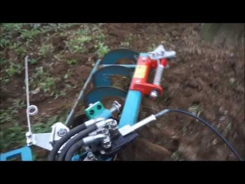 Duyargalı Telli Bağ Bahçe Çapalama Makinası Tanıtımı