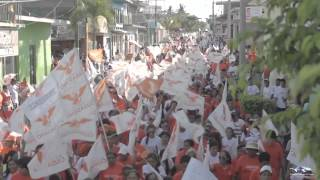 Caminata Fernando Martínez Guerrero - Cihuatlán, Mayo 23, 2015