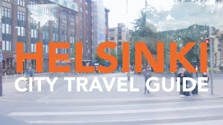 Helsinki City Travel Guide