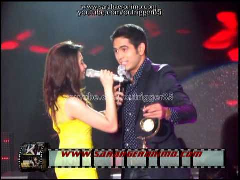 Sarah Geronimo and Gerald Anderson - Music and Me OFFCAM (22Jul12)