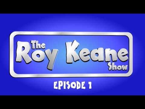 NEW SERIES! The ROY KEANE SHOW on TFR (Trailer) Ronaldo wins the BEST PLAYER!