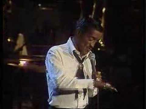 Sammy Davis Jnr The Candy Man