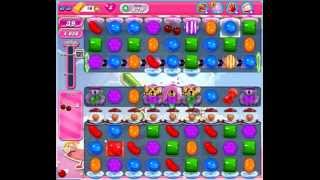 Candy Crush Saga Nivel 879 completado en español sin boosters (level 879)