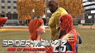 Spider-Man - Web of Shadows walkthrough part 23