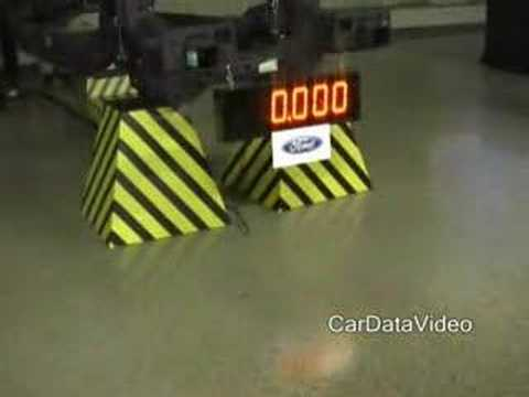 Ford F150 vs Toyota Tundra - Frame Strength