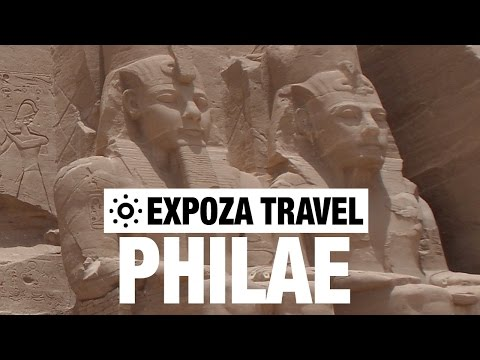 Philae Vacation Travel Video Guide