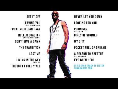 YONAS - The Transition Deluxe - Official Full Album